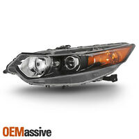 Fits 2009-2014 Acura TSX Sedan HID Type Headlight Driver Left Side Replacement