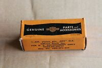 UNOPENED New Old Stock! Harley Davidson Piston Pin HRD-275-42C WWll Surplus