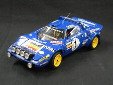 Sun Star Lancia Stratos HF 1980 1:18 #1 Darniche / Mahe Rally Monte Carlo (MCC)