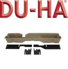 DU-HA 20006 Underseat Storage Gun Case Gear Box 2004-2008 Ford F-150 Tan
