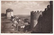 TURKEY - Istanbul - Les Tours de Rumeli Hissar au Bosphore - Photo Postcard