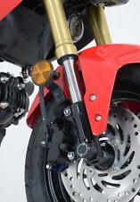 Honda CBF 125 2012 R&G Racing Fork Protectors FP0102BK Black