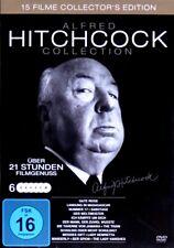 Alfred Hitchcock Collection, 15 Filme, DVD, NEU
