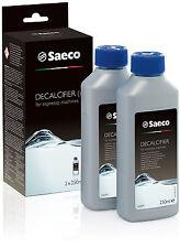 Philips Saeco Entkalker für Espressomaschinen CA6701/00 2 Flaschen à 250 ml CA 6