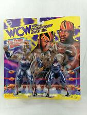 WCW Harlem Heat Blue Tights Exclusive Series 3 Original San Francisco Toymakers