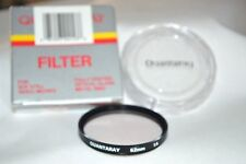 Quantaray 52 mm 1A Screw-In Filter with Case and Box Made in Japan (S-132)