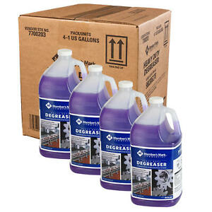 ProForce Member's Mark Commercial Heavy Duty Degreaser 1 Gal -4 Pack  Free Ship