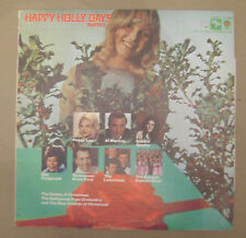 Happy Holly Days 2 Two (LP Playtested SL-6698) Peggy Lee Lettermen Bobbie Gentry