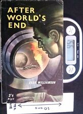After World's End - PB 1st Ed by Jack Williamson