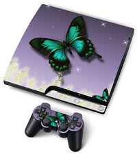 Happybird vinyl skin sticker for playstation PS3 S Slim-G047