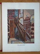 Henry René D'Allemagne 51 planches mobilier Arts Décoratifs Orientalisme
