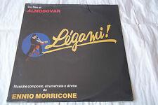 "ENNIO MORRICONE ""LEGAMI"" COL.SONORA LP 1990 ITALY OST - SEALED"