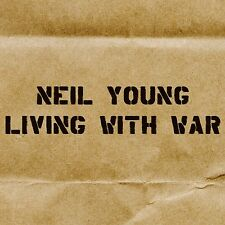 Neil Young - Living With War (Audio CD - 2006) [Import]
