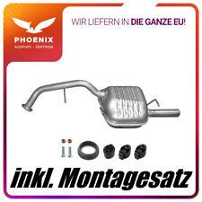 Auspuff für Mazda MPV II 2.0 DI Auspuffanlage *4674