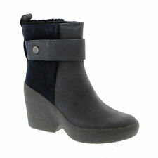 Clarks Tavan Dawn Womens Grey Combi Boot Size 5UK/38EU