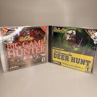 PC Cabela's Ultimate Deer Hunt & Big Game Hunter 5 for Windows 95/98/ME PC 2001