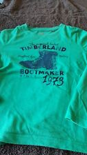 TEE SHIRT TIMBERLAND 8ANS C9 PORTER 1FOIS