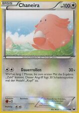 Pokemon Schwarz&Weiss - Erforscher der Finsternis 81/108 - Chaneira Deutsch