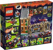 Building DC Comics Super Heroes LEGO Minifigures