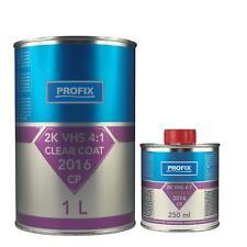PROFIX Klarlack CP 2016 2K VHS 4:1 mit passendem Härter CP 3016 250 ml