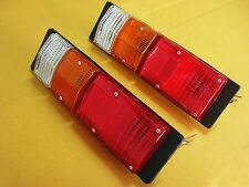 """I/S BEDFORD CHEVROLET LUV CHEVY KB PICK UP TRUCK MINI TAILLIGHT """"2PCS""""   (si137)"""