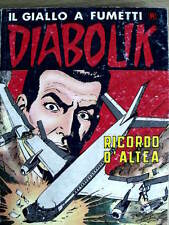 Diabolik n°197 - Ristampa Bianca  [G.235]