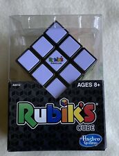 Rubik 3x3 Puzzle Cube Game With Stand Rubik's Hasbro Toy Original A9312 *New*
