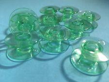 spulenbox para w6 las máquinas de coser plástico lila 25 bobinas incl