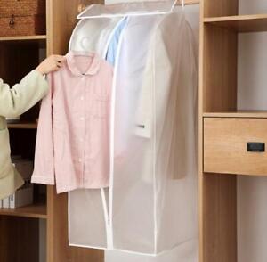 Staubschutz Hängekleidung Anzug Kleid Aufbewahrungstasche Kleiderschutz