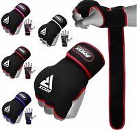 RDX Innere Boxbandagen Boxen Hand Wickeln Gepolsterte MMA Handschuhe DE