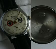 German Ww2 Pz.Div. Panzer Division Wrist Watch-32,5mm