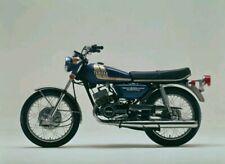 YAMAHA RD200B 1975 DECAL KIT