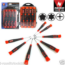 8pc Precision Screwdriver Set for Samsung, Motorola, Nokia, Notebooks, and More