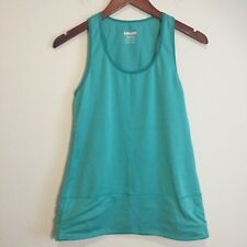 KIRKLAND SIGNATURE Women's Size M Active Green Racer Back Tank