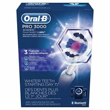 Oral-B PRO 3000 Electric Rechargeable Power Toothbrush Powered by Braun*
