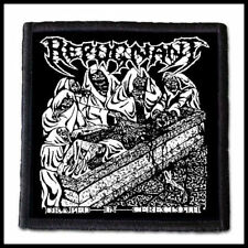 REPUGNANT --- Patch / Entombed Necrovore Sadistic Intent Nirvana 2002 Dismember