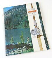 Vintage 1963 Pflueger Ephemera Full Line Printed Catalog No. 99