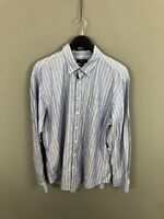 GANT SUMMER OXFORD Shirt - Size XL - Striped - Great Condition - Men's