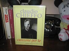 Claudio Chieffo / CANZONE PER TE – 1990 Con dedica autografata