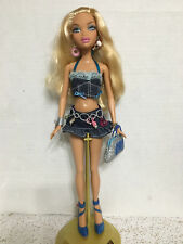 Barbie My Scene Kennedy Doll Totally Charmed Rare