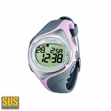 Oregon Scientific SE138 Strapless Heart Rate Monitor Watch (Pink Edition)