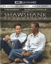 The Shawshank Redemption [New 4K UHD Blu-ray] With Blu-Ray, 4K Mastering, Digi