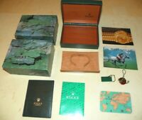 Original Rolex Box u Booklet Set - Herren Unisex Datejust Modelle - Ref 68.00.08