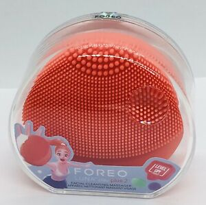 Foreo Luna Play Plus 2 Facial Cleansing Brush Massager in Peach of Cake RRP £49