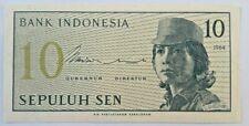 INDONESIA -  10 SEN 1964 FDS / UNC Indonésie