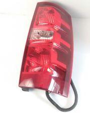 2007 Chevrolet Tahoe OEM right tail light lamp backup combination CRACKED LENS
