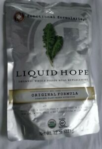 Liquid Hope Feeding tube formula Case of 24