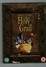 MONTY PHYTHON ADN THE HOLY GRAIL EXTRAORDINARILY DELUXE EDITION DVD