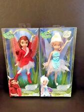 Disney Fairies Secret of the Wings: Periwinkle & Rosetta – Two (2) Doll Set-New!