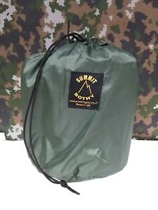 Summit Gear Bothy Waterproof Bag 10 Person Hiking Camping Military Army Surplus